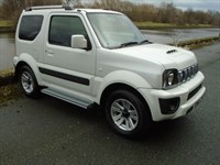 Used Suzuki Jimny VVT SZ4 3dr Auto, Huge amount of Extras! Manufacturers Warranty