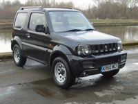 Used Suzuki Jimny VVT SZ3 3dr,One owner from new, Service history