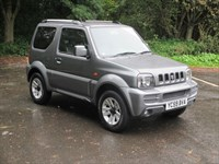 Used Suzuki Jimny VVT SZ4 3dr Auto, One owner from new, Service history