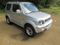 Used Suzuki Jimny JLX Mode 3dr, VERY Low Mileage, 2 Owners within same family, 12 Months MOT.