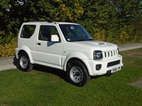 Used Suzuki Jimny VVT SZ3 3dr, GREAT SAVING ON NEW