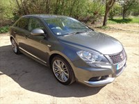 Used Suzuki Kizashi Sport 4x4 4dr CVT, Leather, Sunroof, Cruise