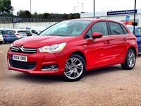 Used Citroen C4 Exclusive Airdream (e-HDi 115 EGS6 Airdream)