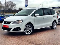 Used SEAT Alhambra TDI CR SE LUX DSG 177ps ** Huge Saving From New