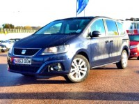 Used SEAT Alhambra SE LUX TD1 177PS DSG **mpv of the year 2013 **