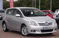 Used Toyota Verso V-Matic TR