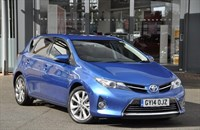 Used Toyota Auris EXCEL VVT-I