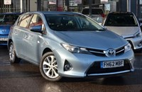 Used Toyota Auris Icon (V-Matic Multidrive S)