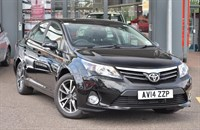 Used Toyota Avensis Icon Business Edition D-4D