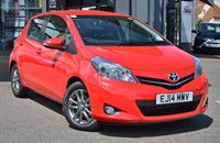 Used Toyota Yaris 1.33 VVT-i Icon+ - 1.9% APR Available*
