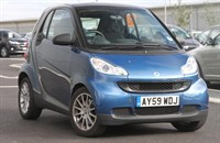 Used Smart Car Fortwo Coupe cdi (45bhp) Passion