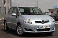 Used Toyota Auris VVT-i TR