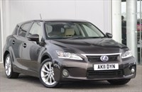 Used Lexus CT 200h SE-L Navigation ' 7.9% APR Finance subject to acceptance'