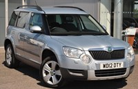 Used Skoda Yeti TDI CR (110bhp) SE Plus ' 8.9% APR finance available