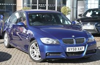 Used BMW 318 3-series M Sport (318d)