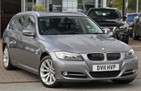 Used BMW 318d 3-series TD Exclusive Touring