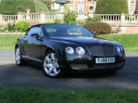 Used Bentley Continental GTC Convertible W12 2dr Auto