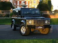 Used Land Rover Defender 110 LWB XS Station Wagon Td5