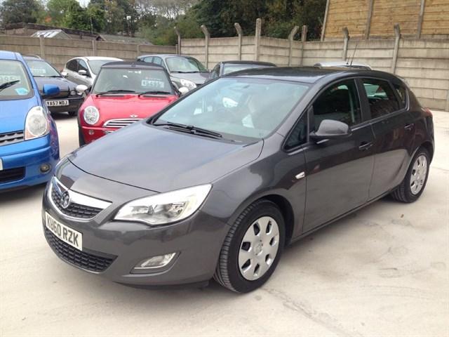 Vauxhall Astra ES CDTI ECOFLEX