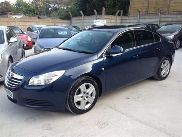 Vauxhall Insignia EXCLUSIV NAV CDTI ECOFLEX