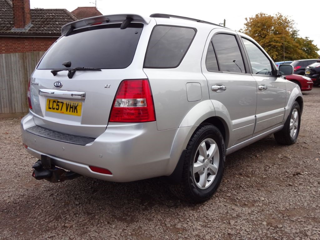 used silver kia sorento for sale cambridgeshire. Black Bedroom Furniture Sets. Home Design Ideas