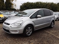 Used Ford S-Max ZETEC TDCI