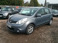 Used Nissan Note ACENTA DCI