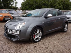 Car of the week - Alfa Romeo Mito VELOCE T - Only £4,999