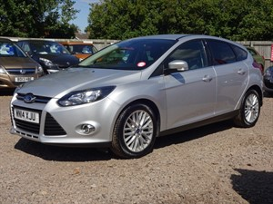 Car of the week - Ford Focus ZETEC - Only £7,999