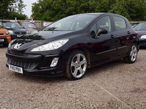 Car of the week - Peugeot 308 ALLURE - Only £4,499