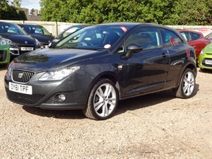 Car of the week - SEAT Ibiza CR TDI SPORTRIDER - Only £6,299
