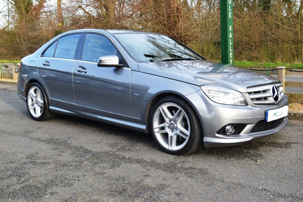 used mercedes c class c350 cdi blueefficiency sport near dorking surrey mole valley. Black Bedroom Furniture Sets. Home Design Ideas