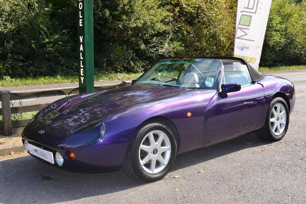 used tvr griffith fault guide used 1998 tvr griffith 500 v8 for sale in surrey pistonheads. Black Bedroom Furniture Sets. Home Design Ideas