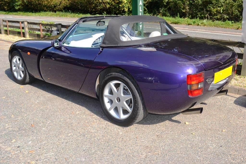 tvr griffith for sale in uk 1994 tvr griffith 500 for sale classic cars for sale uk 1965 tvr. Black Bedroom Furniture Sets. Home Design Ideas