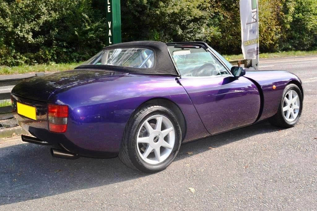 used tvr griffith 500 near dorking surrey mole valley. Black Bedroom Furniture Sets. Home Design Ideas