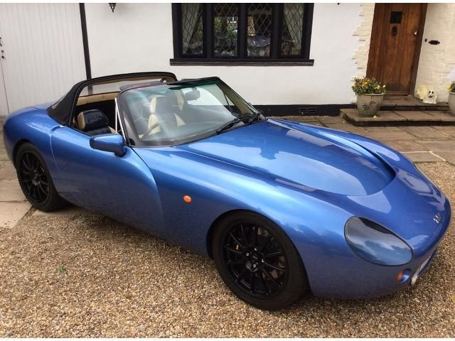 used tvr griffith 500 near dorking surrey mole valley specialist cars ltd. Black Bedroom Furniture Sets. Home Design Ideas