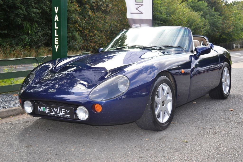 tvr griffith500 v8 for sale near dorking surrey mole valley specialist ca. Black Bedroom Furniture Sets. Home Design Ideas