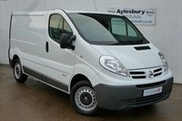 Used Nissan Primastar 2.0dCi 115 SE 2900 LWB Low Roof