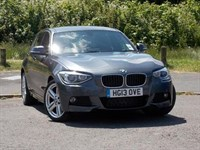 Used BMW 120d 1-series xDrive M Sport 5-door
