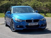 Used BMW 320i 3-series xDrive M Sport Saloon