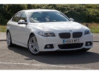 Used BMW 525d 5 Series TD M Sport