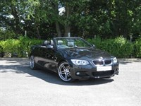 Used BMW 320i 3-series M Sport Convertible