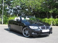 Used BMW 325i 3-series M Sport Convertible