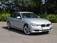 Used BMW 330d 3-series Luxury Saloon