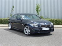 Used BMW 525d 5-series M Sport