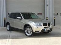Used BMW X3 xDrive20d SE