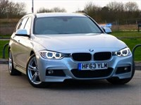 Used BMW 320d 3-series M Sport Touring