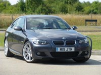 Used BMW 325d 3-series M Sport Coupe