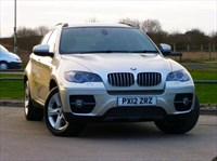 Used BMW X6 xDrive40d
