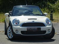 Used MINI Cooper Convertible Cooper S